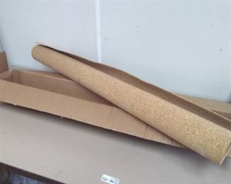 4x6ft 3mm Thick Cork Roll