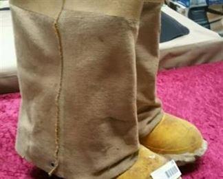 Fireman's Boots Steel Shank