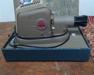 Mansfield 300w Model B-50 Projector in Case