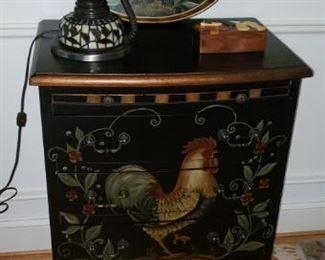 Rooster Dresser