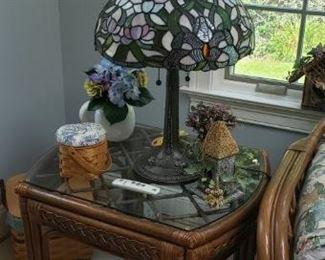 Tiffany Table Set
