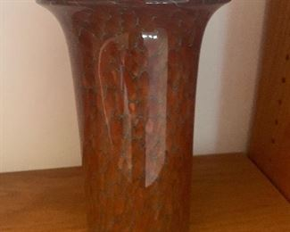 Murano vase Mid Century $20