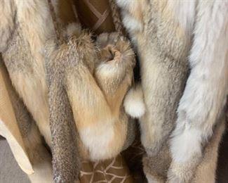 Custom made Fur Coat Saks Faith Avenue Fox and Mink $400 -OBO Available for  presale purchase