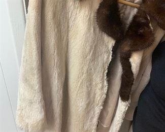 Beaver coat- $50