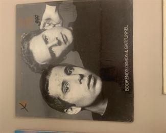 Simon and Garfunkel Albums-$5