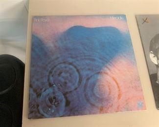 Vintage Albums-Pink Floyd