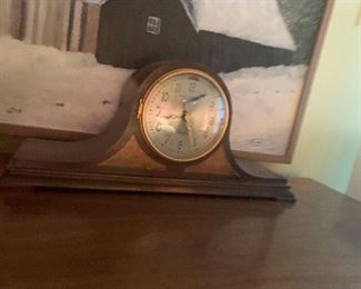 "Vintage Clock 1930""s General Electric-$20"