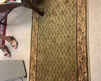 Persian rug- $100