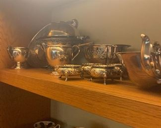 Antique Sterling Siver