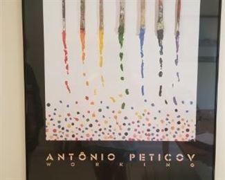Peticov Print $100.00   12x36