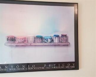 Peticov Print $100.00  30x25