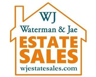 WJ Estate Sale Logo.pub