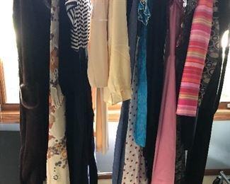 Dresses , some vintage