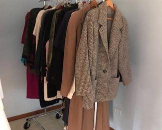 Suits, Coats