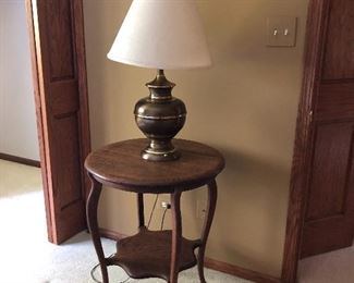 Table , Lamp
