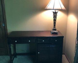 Pine Desk - Ethan Allen