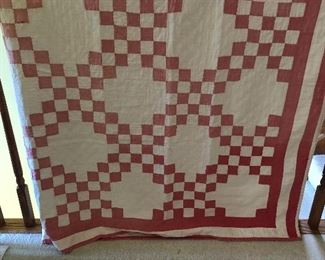 Quilt - hand done