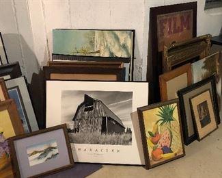 More Framed Prints