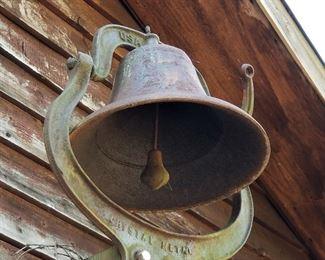 USA Metal Bell