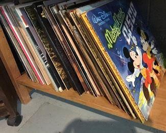 Vintage Original Vinyl Record's