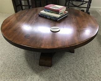 Round Coffee Table - $ 78.00