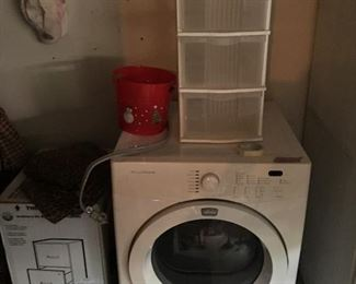 Dryer, file cabinet