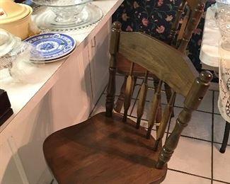 Swivel bar stools - 2 of them
