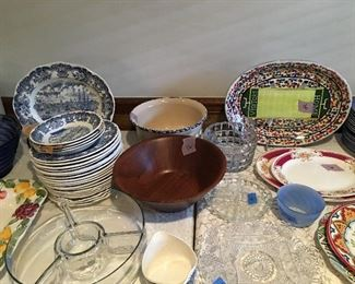 More dishes