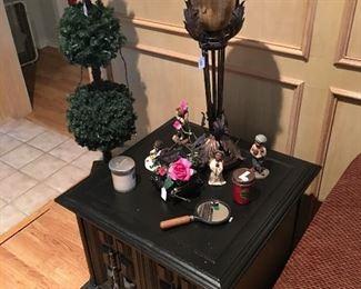 End table, All God's children
