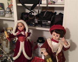 More Christmas, cameras