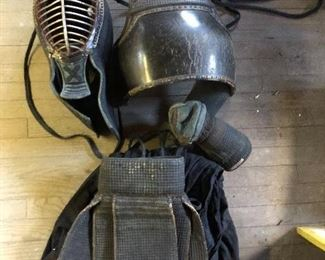 1960s Japanese Sparing Suit