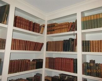 yet more antique books