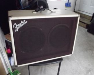 Randall vintage amplifiers.