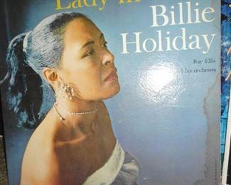 Billie Holiday Record