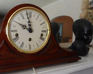 Vintage Howard Miller Mantel Clock