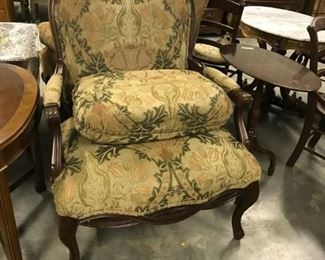 HENDERDON MATCHING CHAIRS WITH LUMBAR PILLOWS, CLEAN AND COMFORTABLE TOO $ 225.00 PAIR  REAL DEAL