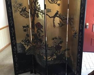 001 Oriental Privacy Screen and More