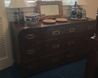 Vintage Campaigner dresser