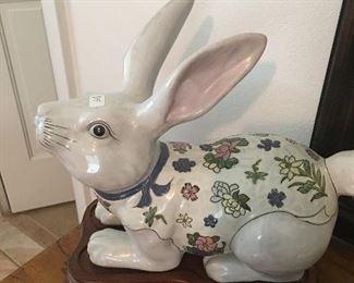 Rabbit décor