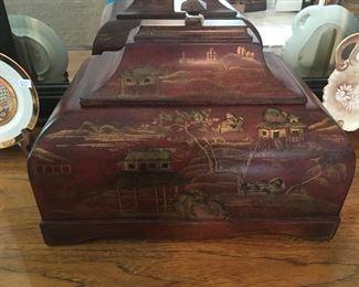Bombay Company Asian Inspired decorative box