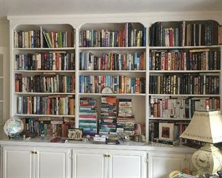 Large Book Collection