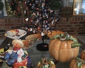 Fall/ Halloween Décor