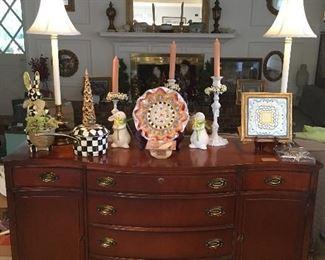 Bassett Furniture Buffet