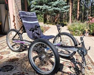 Terra Trike Rover
