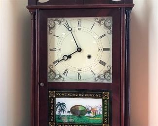 Decorative Mantel Clock