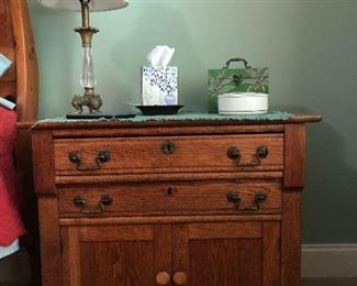 Nice Victorian side table