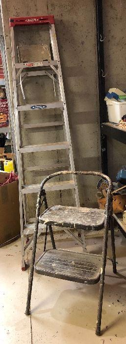 Ladders...