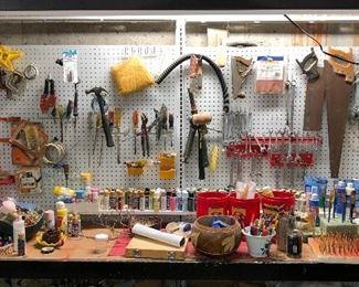 Assortment of tools...