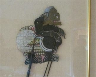 Indonesian Shadow Puppet #2