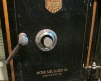 Safe #1 and yes we have the combination